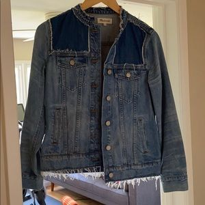 Madewell Denim Jacket - size medium